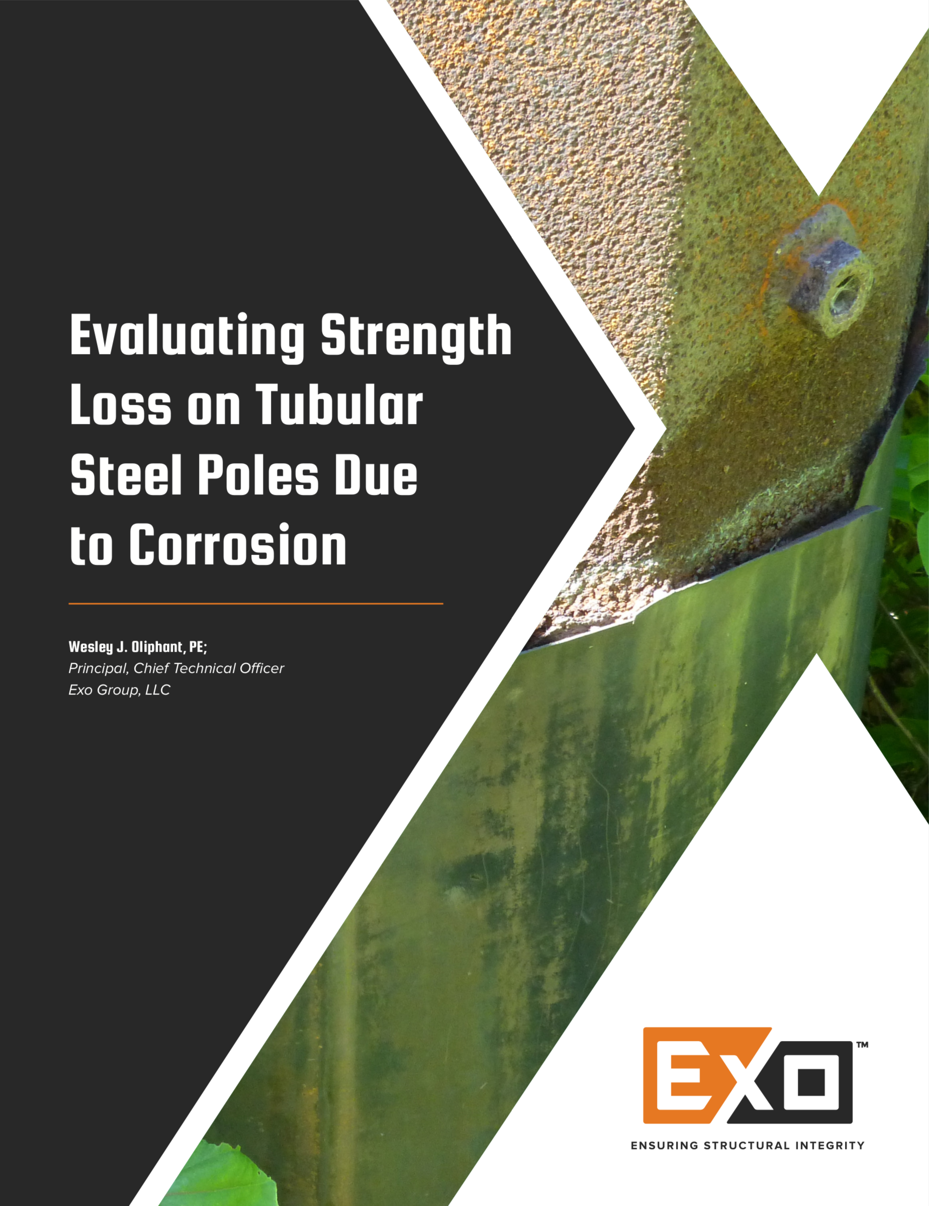 Evaluated Strength Loss on Tubular Steel Poles