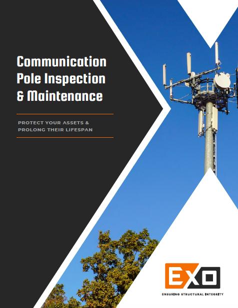 Pole NDT Inspection